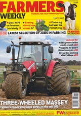 Farmers Weekly front cover